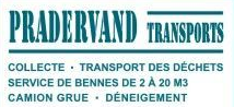 Pradervand Transport - logo